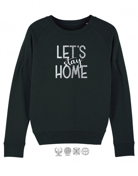 Women Sweater Lets stay Home
