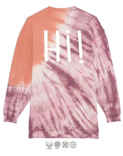 Women Sweat Oversize HI