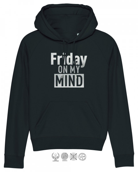 Women Hoodie Friday on my mind
