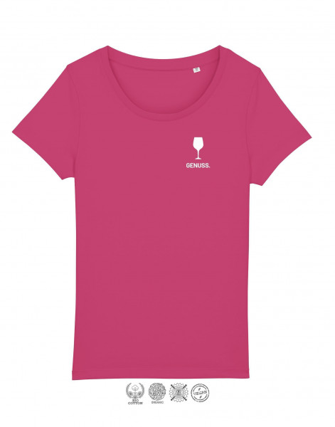 Women T-Shirt Genuss