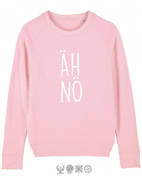 Women Sweater Äh Nö