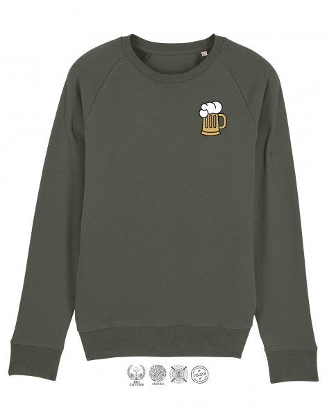 Men Sweater Bier