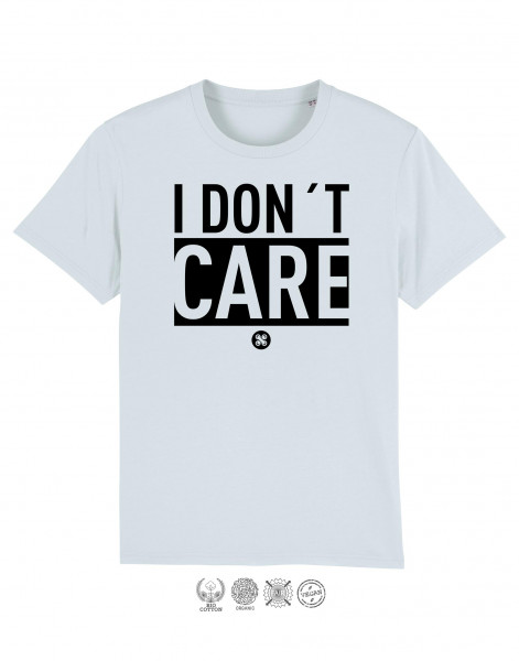 T-Shirt Unisex I don't care